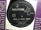 """Sounds Nice """"Love At First Sight"""" (Je t'aime) Classic Hit Oz 7"""""""