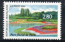 STAMP / TIMBRE FRANCE NEUF N° 2909 ** SALON DU TIMBRE PARC FLORAL DE PARIS