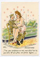 M. Barré & Dayez . JEAN PARIS . Charme militaire. Erotique. Erotic . RACONTARS