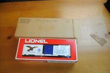 Lionel 6-9779 TCA 1976 Philadelphia Convention Box Car with shipping box