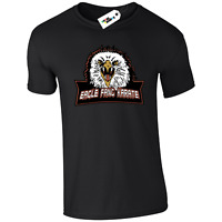 Men's Kids Eagle Fang Karate Kid Cobra Kai Movie Inspired T-shirt Martial Art