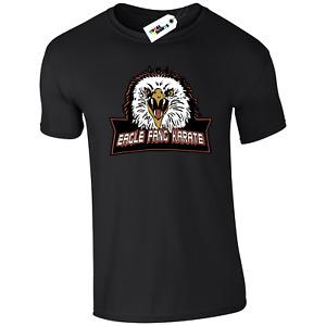 Men's Kids Eagle Fang Karate Kid Cobra Kai Movie Inspired T-shirt Martial Art