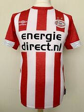 PSV Eindhoven 2018-2019 home Sadilek match worn football shirt jersey maillot