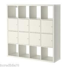 IKEA KALLAX  Libreria con 8 ante 147x147 bianco EX EXPEDIT