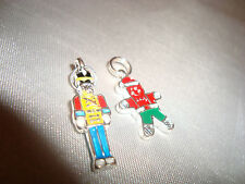 Nutcracker Gingerbread Man Bracelet Charms A Charming Idea Christmas Collective