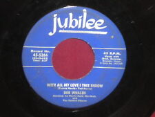 """Bob Whalen """"Chapel of the Roses/With All My Love I Thee Endow"""" 45"""