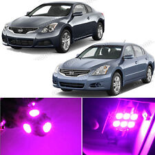 12 x Premium Hot Pink LED Lights Interior Package Kit for Nissan Altima