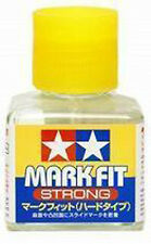 TAMIYA 87135 Mark Fit Strong Decal Cement Glue 40ml For Plastic Model Kit UK
