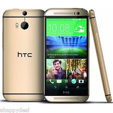 5'' Débloqué HTC One M8 2+16Go GSM Android 4G LTE Smartphone WIFI GPS Téléphone