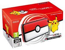 Nintendo New Nintendo 2DS XL Poké Ball Edition Pokeball EU Edition