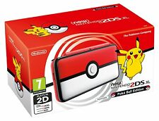 Nintendo New Nintendo 2DS XL Poké Ball Edition Pokeball