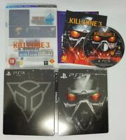 KILLZONE 3 COLLECTORS EDITION - PLAYSTATION 3 (PS3) - FREE UK POSTAGE VGC