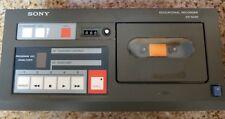 Sony ER5030 Educational Cassette Recorder/Teacher Aid Model ER-5030 - Brand New