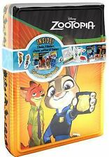 Zootopia Collector's Tin by Parragon Books Ltd. Staff (2016, Paperback)