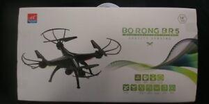 BORONG BR5 WiFi trajectory flight, gravity sensing drone.