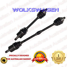 Two Volkswagen Golf MK5 BSE BGU Automatic 1.6L CV Joint Drive Shafts 2004-2009