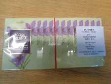 LADIES PERFUME SAMPLES VIALS ACQUA COLONIA 4711 SAFFRON & IRIS EAU DE COLOGNE