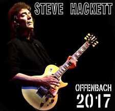 STEVE HACKETT Genesis  LIVE GERMANY OFFENBACH  2017 2 CD