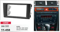 CARAV 11-458 2Din Marco Adaptador Kit Instalacion de Radio AUDI A6(4B), Allroad