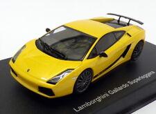 Autoart 1/43 Scale 54614 - Lamborghini Gallardo Superleggera - Met Yellow
