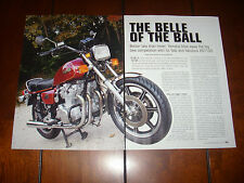 1978 YAMAHA XS1100   - ORIGINAL ARTICLE