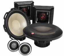 """ROCKFORD FOSGATE T3652-S 6.5"""" 2 WAY T3 SERIES COMPONENT CAR SPEAKERS T3652S"""