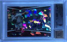 2012 Bowman Platinum Prospects Matt Purke Autograph Atomic Refractor #3/5 BGS 9
