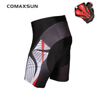 Comaxsun Cycling Shorts Padded Outdoor Bike Bicycle Pants Size S-3XL 6 Style