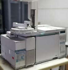 HP Agilent 6890+/5973A GC/MS EI,  SSL, ALS, Perf. Turbo, MSD Chemstation D.03.01