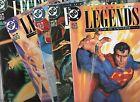 Lot des n°1 à 5 de Superman LEGENDS. DC Comics 1998. ETAT NEUF