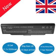 New 6 Cell Laptop Battery for Sony VGP-BPS10 VGP-BPS9/B VGP-BPS9A/B VGP-BPS9B UK