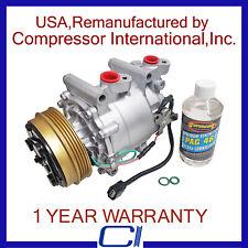 2011-2015 Honda CR-Z,2010-2014 Honda Insight OEM Reman A/C Compressor