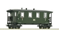 Roco H0e 34060 Schmalspur Waldbahn-Personenwagen der DR - NEU + OVP