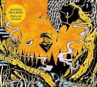 MATTIAS HELLBERG - HIGH IN THE LOWLANDS  CD NEW+