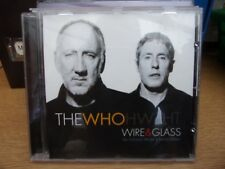 CD THE WHO  WIRE & GLASS SIX SONGS FROM A MINI OPERA
