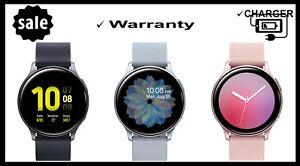 Samsung Galaxy Watch Active 2 40mm 44mm Black / Rose Gold SM-825F SM-835FLTE