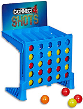 Connect 4 Shots Bounce EM in 4 The Win 2 Players Kids Board Games and Toy