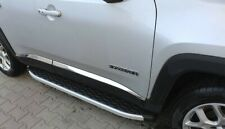 RUNNING BOARD SIDE GUARD PROTECTOR SIDE STEP FIT JEEP GRAND CHEROKEE 2011-2019