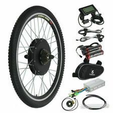 Voilamart 26 inch Rear Wheel Electric Bicycle Conversion Kit with LCD Display