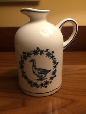 Molly Hatch Vintage Farm Collection Country Duck Beverage Pitcher Anthropologie