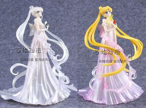 Anime Sailor Moon Wedding Dress Ver. Action PVC Figure 25cm New in Box Xmas Gift