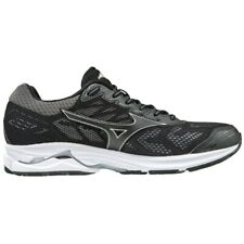 NEW Mizuno WAVE RIDER 21 J1GD180309 BLACK/SILVER Running Shoes For Women