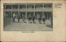 Carson WA Shiperd's Springs Mineral Springs Hotel Co c1910 Postcard
