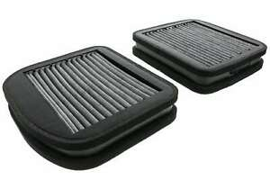 Cabin Air Filter Set of 2 Activated Charcoal / Carbon Filters for Mercedes