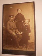 Monastère Mansfeld & grossörner-Soldat & Femme & Filles-Régiment IR 72/Kab