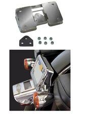 Targa portatarga inclinato supporto rilocazione frecce originali Harley Davidson