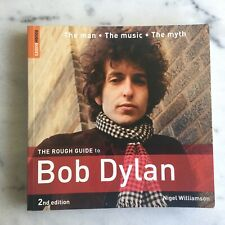 Bob Dylan Buch: Nigel Williamson, A Rough Guide To BD. London: Rough Guides *