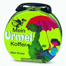 Mein Urmel Koffer Hörspiele im Hörbuchkoffer 6xCD,s Neu