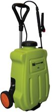 16L 12V rechargeable garden weed knapsack spot sprayer spray tank and trolley