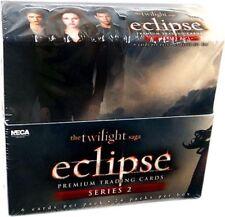 NECA Twilight Eclipse Series 2 Trading Card Box